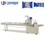 Una auténtica fábrica de jabón pañuelos de papel húmeda almohada Precio Máquina de embalaje