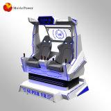 Prix le moins cher de haute qualité cinéma 9D VR chaise avec 140 Jeux Réalité 2 chaises Arcade Game 9D Motion Cinema vr