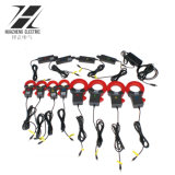 多機能のElectrical Meter Equipment Portable PowerおよびHarmonics Analyzer