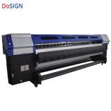 Alimentação de fábrica Banner Flex Digital máquina de impressão em stock