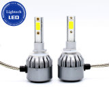 Lightech alta potencia 36W 4000lumen C6 880 LED COB 881 faros LED