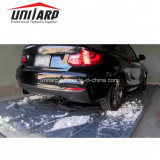 Lavage de voiture de tissus enduits de vinyle mat mat de confinement