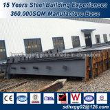 DINの証明書の熱い浸された電流を通された鋼鉄の梁の構造