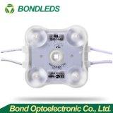12/24V de inyección de 2,0 W con lente resistente al agua módulo LED 2835