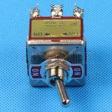 15A de 4 polos en dobles lanzan gran interruptor basculante (KN3C-402)