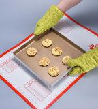 Mat van het Baksel van het Silicone van het keukengereedschap Non-Stick