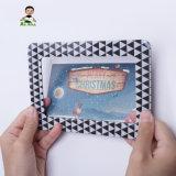 Cadeau promotionnel Cadres photo magnétique personnalisée/frigo magnétique de Papier Photo Frame /Photo Frame avec des aimants