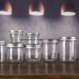 Breit-Mund Glasnahrungsmittelglas-trinkendes Glas