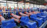 De Vierkante Pijp die van het Staal van Alibaba Machine/de Lijn van het Lassen van de Pijp van het Staal maken