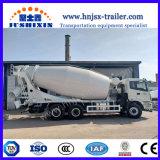 Jsx616410cmt 300-400HP Foton/HOWO 6X4のセメントか具体的なタンカーのミキサーのトラック