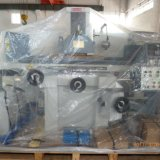 Downfeed automática Máquina esmeriladora de superficie