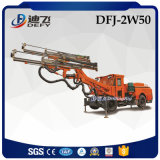 Single Boomer Tunnel Underground Rock Drilling Jumbo