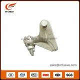 Aluminiumlegierung-verriegelter Typ keilförmige Belastungs-Aufhebung-Schelle