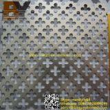 Сетка металла нержавеющей стали 304 Perforated покрывает листы