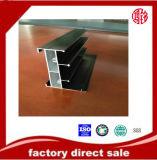 Perfil modificado para requisitos particulares aluminio de aluminio de la protuberancia con trabajar a máquina del CNC