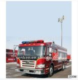 4.7m High Senken Camion lourd Télescope de montage de toit High Mast Tower Light