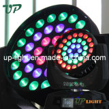 36*10W RGBW 기운 LED 4 In1 이동하는 헤드
