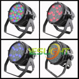 Garantie de 3 ans LED Party Light 36PCS * 3W RGB Edison LED pour éclairage de scène en plein air