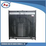 Wd269tad50: Radiador de aluminio de agua para motor diesel
