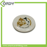 Custom Logo Passivo 125kHz TK4100 RFID Waterproof Epoxy Tag