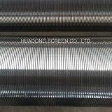 Schermo dell'asta di perforazione del petrolio dell'acciaio inossidabile utilizzato per la filtrazione del liquido Drilling in perforazione di geologia di petrolio