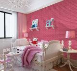 Панель стены обоев 3D собственной личности высокой ранга слипчивая для домашнего украшения