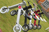 조정가능한 좋은 품질 E 자전거 새로운 디자인 스쿠터