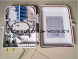 El puerto 16 Caja de distribución de fibra óptica
