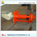 L'exploitation minière haute densité de l'utilisation de la pompe de lisier de gravier sable