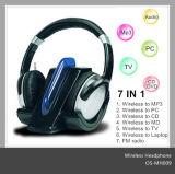 Promotion casque radio FM sans fil (OS-MH009)