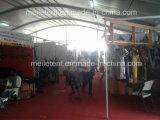 500 personas de cristal de la boda de lujo Tienda Nigeria carpas