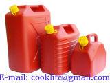 Canistra 플라스틱 Pentru Combustibil/Canistra 플라스틱 Rosie Pentru Ulei Si Benzina 깡통