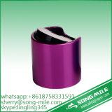 Alluminio della protezione della parte superiore del disco e protezione viola della plastica per l'estetica