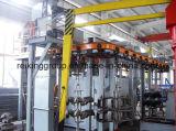 熱い販売法の懸垂線状のタイプショットブラスト機械
