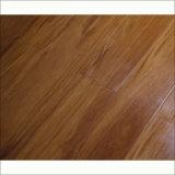 Haute brillance HDF des planchers laminés avec rainure en U