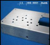 Folha de corte de alumínio estampada de precisão