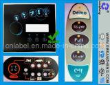Wasser-beständige Farbe Belüftung-Panels Qualitätfreie Matt-3m anhaftende