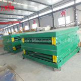 China-materielle Vertikale Scissor Aufzug
