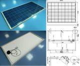 панель PV фотовольтайческого модуля 18V 24V 36V 170W 180W 190W солнечная при одобренный FCC Ce