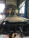 CNC het Lassen die van de Bekleding Machine voor Slijtvaste Plaat onder ogen zien