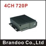 タクシーに、バス使用する、安価な4CH 720p SD Mdvrトラック、ヴァンのスクールバス、モデルBd323