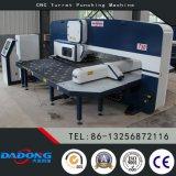Máquina de perfuração da torreta do CNC com serviço ultramarino
