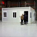 Сегменте панельного домостроения в транспортировочный контейнер для управления