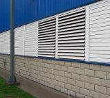Aluminiumwasser-Beweis-Ventilations-Vorhänge
