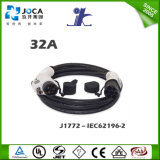Electric Car 또는 버스 CQC Certificate를 위한 EV External Use DC Charge Cable