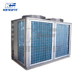 Pompa de calor da alta temperatura de la fuente de aire para el hotel