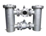 Sanitária, Industrial Y Shape Água Filtro, Basket Water Filter