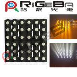 Matriz de LED para interior Blinder Efeito Jarag Luz de estágio