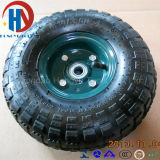 China Pneumatic Inflatable Rubber Wheel