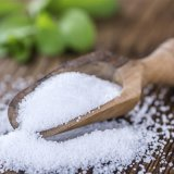 Wie Truvia gesunder Stevia-Tisch-OberseiteStevia